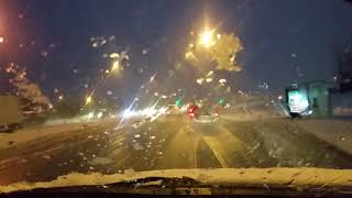 Crazy Wet and Windy Weather in Iceland 2018