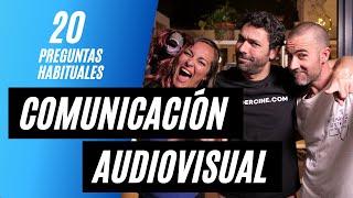 COMUNICACIÓN AUDIOVISUAL: ¿merece la pena? 🎓 ESPECIAL 20K