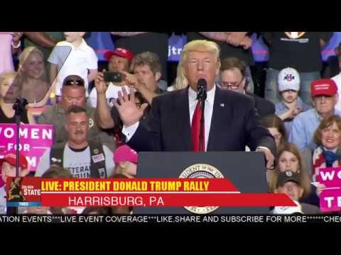 WATCH: PRESIDENT DONALD TRUMP BRINGS DOWN THE HOUSE IN HARRISBURG PENNSYLVANIA!!!![HD]