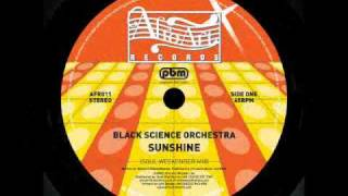 Black Science Orchestra feat Alison David - Sunshine (The Weekender Mix)