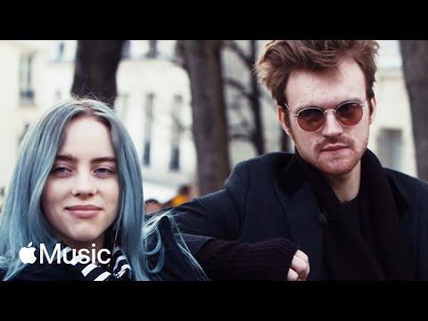 Billie Eilish and Finneas: Paris Meet Up Interview | Apple Music