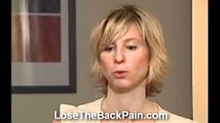 Lose The Back Pain Review - Mary