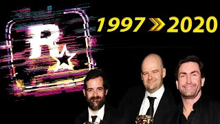 The History And Downfall Of Rockstar Games  1997 - 2020