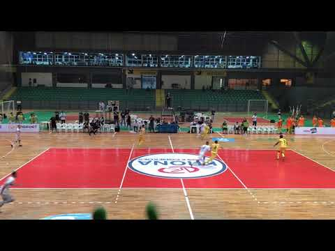 Blumenau Futsal fica no empate contra a atual vice-campeã da Liga Nacional