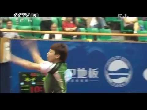 2012 China National Championships (WT): MU Zi - LI Xiaoxia [Full Match/Chinese]