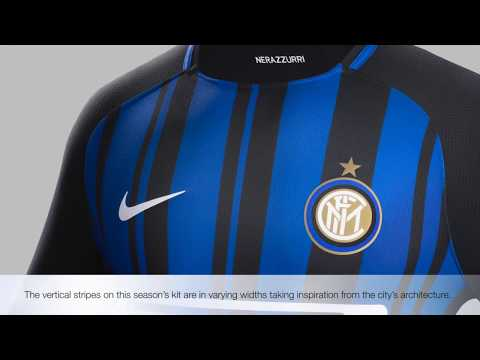 Nike Inter Milan 2017/2018 Home Jersey