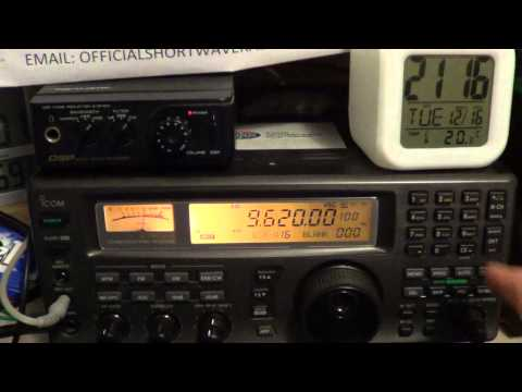 Radio Exterior Espana back on the air December 16th 2014