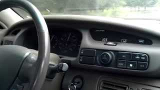 Driving Mazda millenia 2.3L miller Cycle supercharged