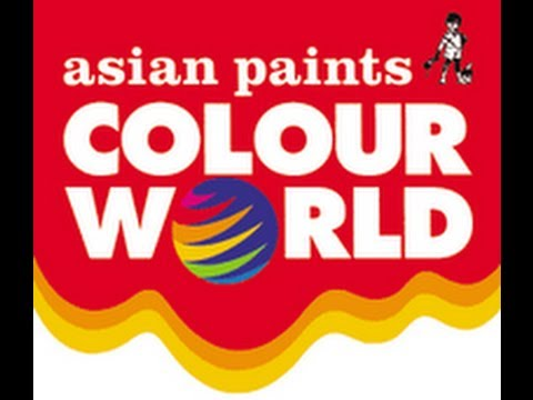 asian paints colour world