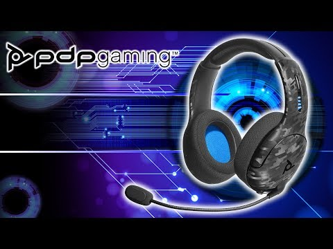 Wireless-Headset Sony PlayStation LVL50 Für PS4 (Camo)