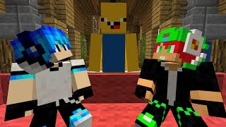 John Doe (BEING SUPERATURALL) OF ROBLOX RETURNED and INVADED MINECRAFT