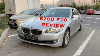 BMW 520D 2011 (F10) - Review