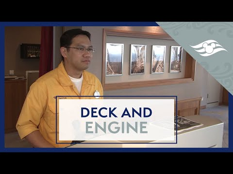 Deck and Engine - Disney Cruise Line Jobs