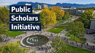 Public Scholars Initiative