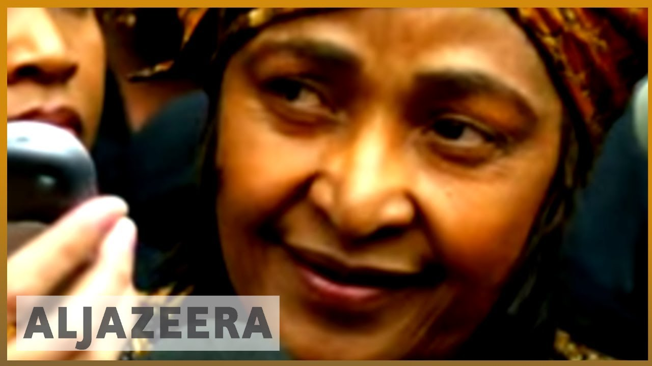 🇿🇦 Winnie Mandela: Tributes pour in for 'Mother of the Nation'   Al Jazeera English