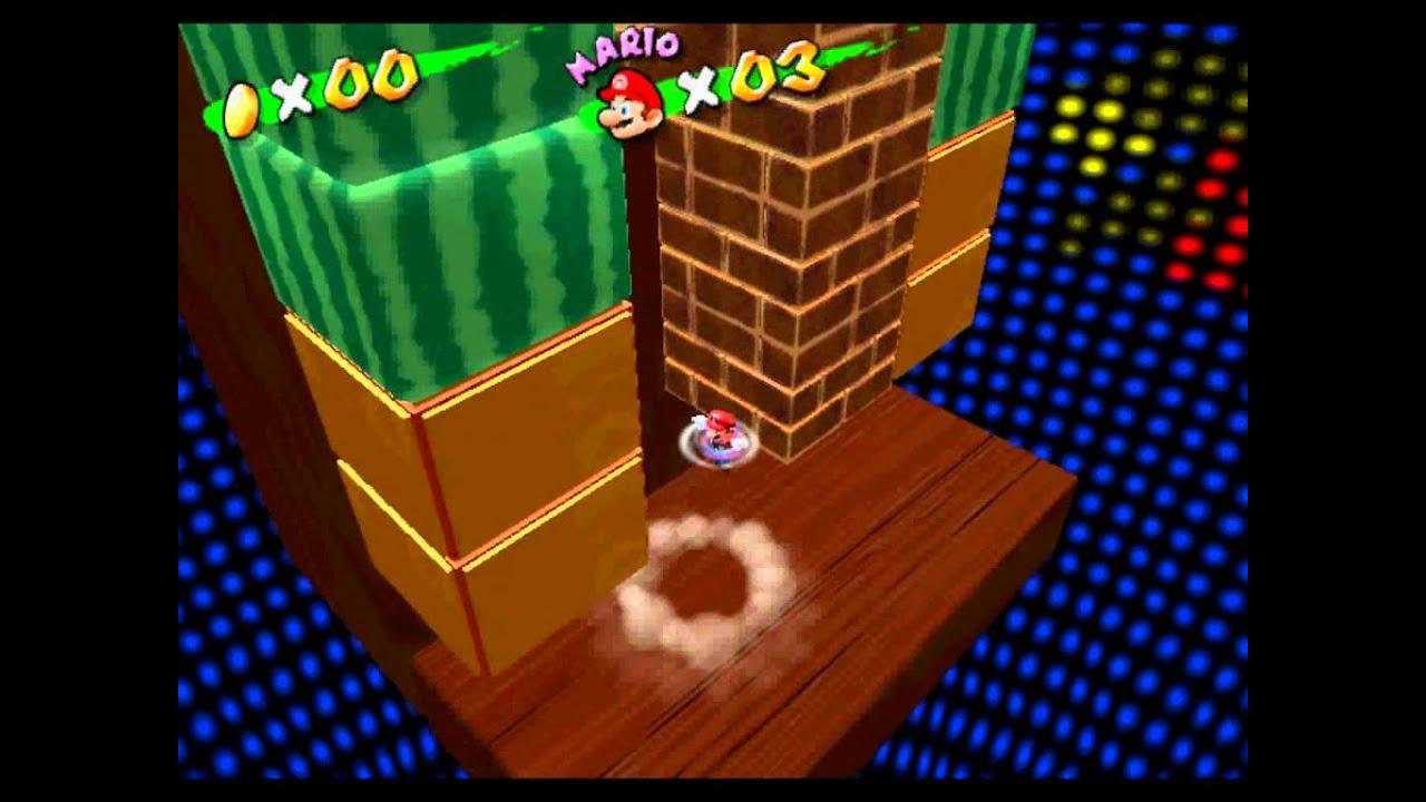 Super Mario Sunshine Tas The Hotel Lobby 180 S Secret