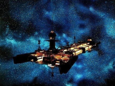 The Black Hole: USS Cygnus