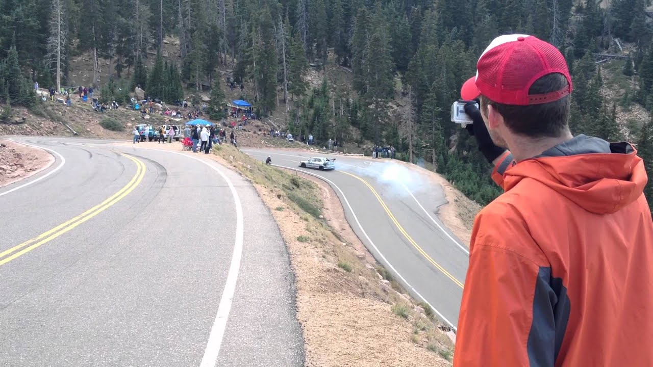 Here's Jeremy Foley Before His Pikes Peak Crash