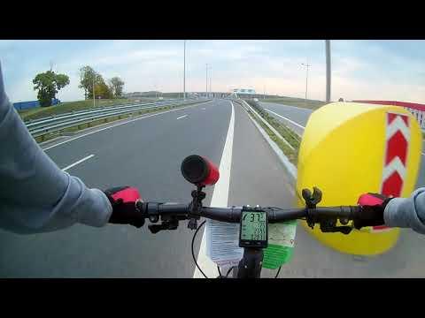 Калининград - Советск на велосипеде (135км)