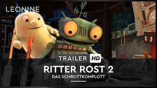 Ritter Rost 2 - Das Schrottkomplott - Trailer 2 (deutsch/german; FSK 0)