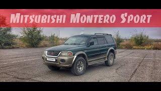 #TESTDRIVE Mitsubishi Montero Sport [1999]