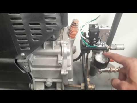 Como cambiar presostato de compresor de aire youtube for Compresor hidroneumatico