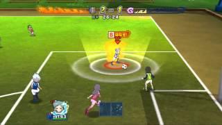 Inazuma Eleven GO Strikers 2013 Ep 60: Vs Team Femminile (3 STARS)
