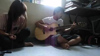 Chuyện Tình -   TT ft NA  ( Acoustic Guitar  )