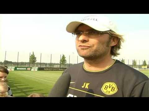 Mythos BVB Interview mit Trainer Jürgen Klopp