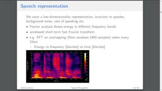 Automatic Speech Recognition (ASR) is the task of transducing raw a...