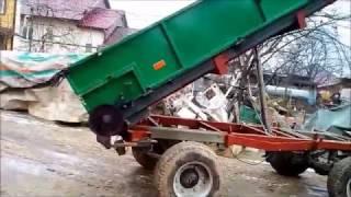 Rozrzutnik kipruje # Modernizacja rozrzutnika obornika w kiper#jedyny taki#