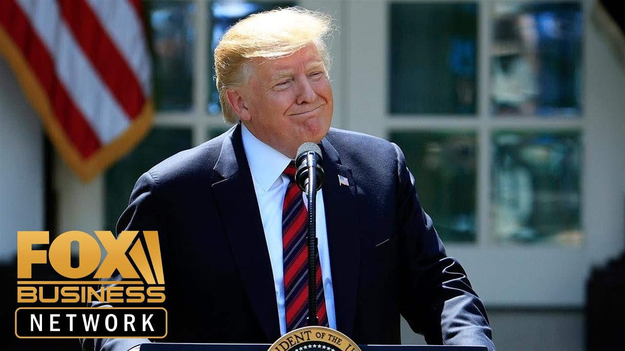 FOX Business 5/17/2019 - Trish Regan: Trump's immigration proposal would be good for the US