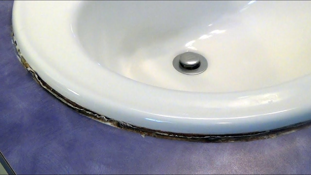 How To Re Caulk A Sink You