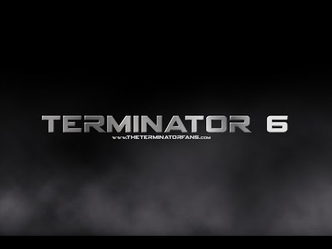 Terminator 6 with James Cameron, Schwarzenegger and Linda Hamilton