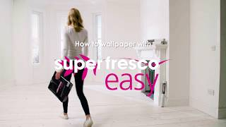 Superfresco Easy Wallpaper - Easy to remove, off in one strip!