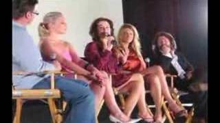 BSG Mary on Roslin/Adama – LA Times Panel