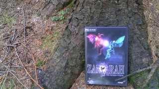 ZanZarah The Hidden Portal Unboxing (PC) ENGLISH