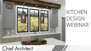 Kitchen Demonstration In Chief Architect X11