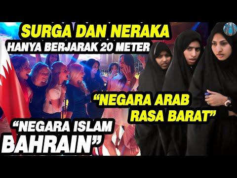 Lelaki Hidung Belang Sangat Suka Ini! Fakta Unik Negara Bahrain Pergaulan Bebas di Arab