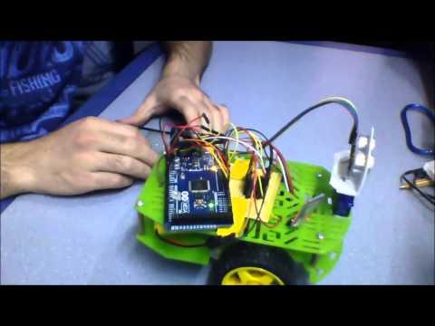 Arduino Robot video tutorials by Arduino creators instruct