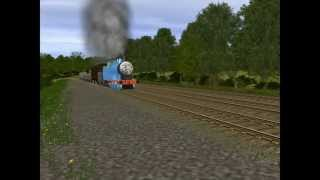 My Tribute to Edward The Blue Engine