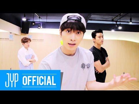 "2PM ""My House(우리집)"" Dance Practice #2 (Eye Contact Ver.)"