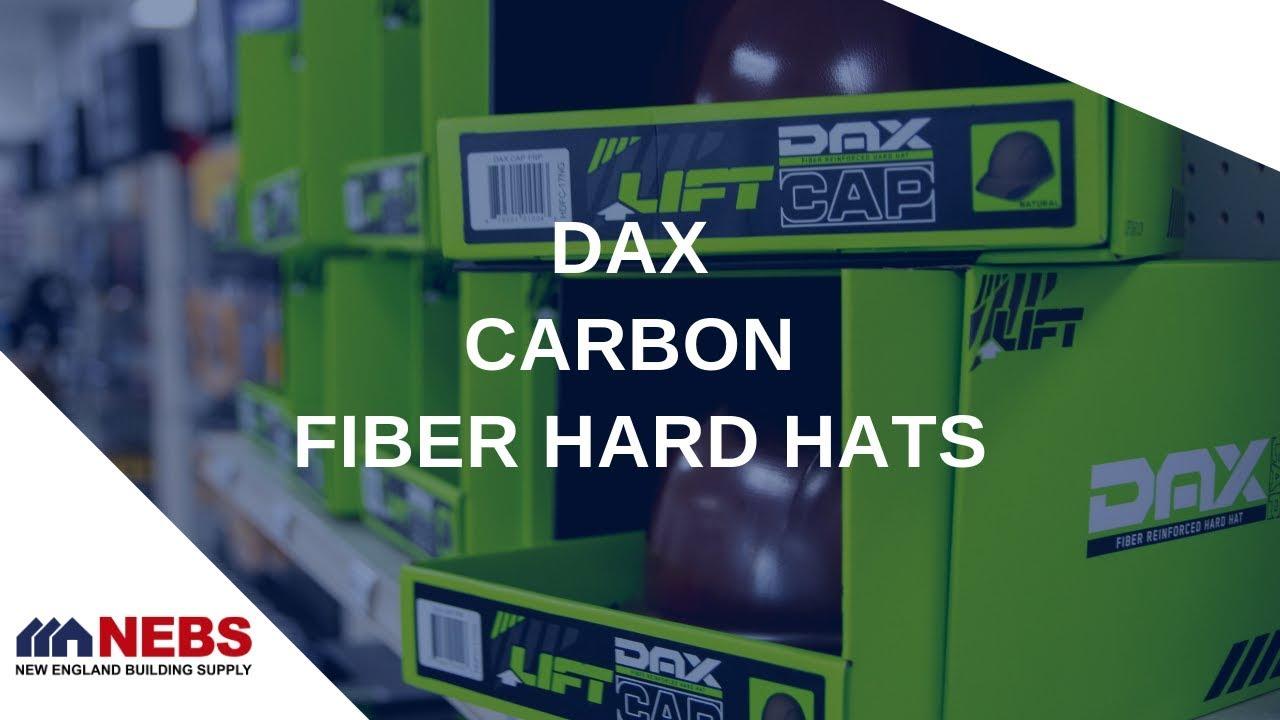 DAX Carbon Fiber Construction Hard Hats