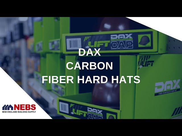 DAX Carbon Fiber Construction Hard Hats