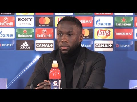 Bacary Sagna Full Pre-Match Press Conference - Monaco v Manchester City - Champions League