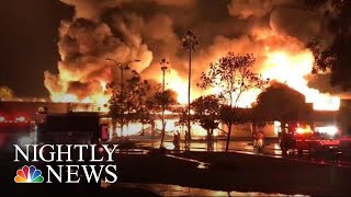 After The Ashes: When The Fires Came (Part 1)   NBC Nightly News