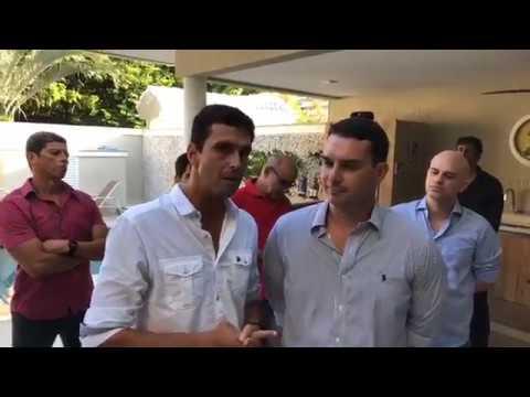 Reforço Para o Time Bolsonaro:  Luiz Lima