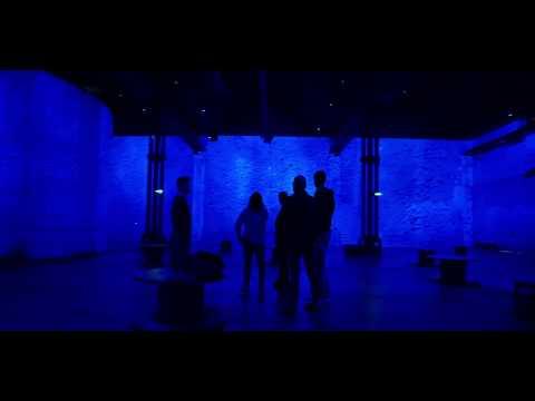 Yves Klein, l'infini bleu à l'Atelier des Lumières