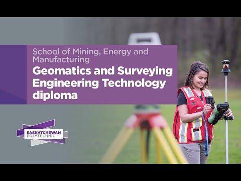 Geomatics and Surveying Engineering Technology