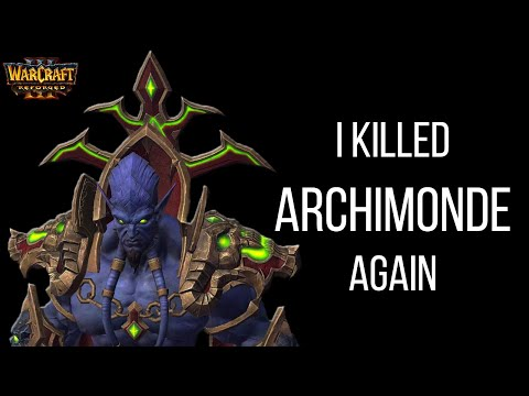 How to kill Archimonde in 2020?